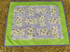 Quilt for Linus