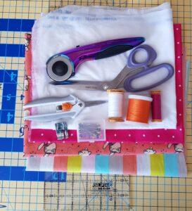 Fabrics & Notions Requirements
